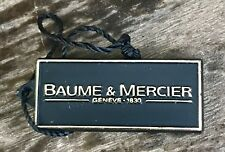 BAUME & MERCIER Tag cartellino Classima Hampton Milleis Baumatic Capeland Clifton