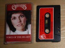Carpenters: Voice Of The Heart. A&M CXM 64954 (Chrome)