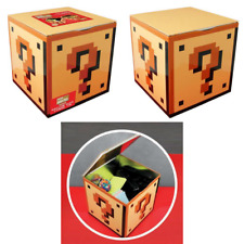 Super Mario Bros. Question Block Storage Tin, Multi-Colour
