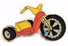 Max Big Wheel Street Kids Toy Retro 80s Hat Jacket Lapel Pin