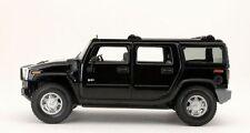 1:18 Maisto Special Edition HUMMER H2 SUV BLACK