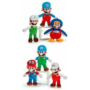 Super Mario Bros. Series 3 Licensed Plush Brand New