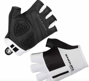 Endura FS260-Pro Aerogel Mitt II - White Ladies Cycling gloves Size L NEW