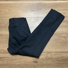 Nike Sb Skateboarding Ftm Chino black Pants 685949-010 Mens Size 30x31