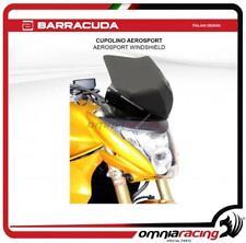 Barracuda cupolino AEROSPORT colore fume' scuro per Honda Hornet 600 2007>2010