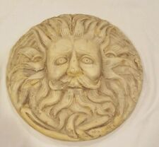 Belenos ~ Celtic Sun God Plaque by Oberon Zell ~ Whitestone