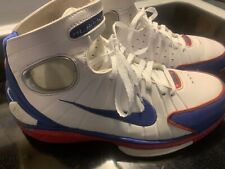 Nike Kobe Bryant Air Zoom Huarache 2K4 All Star Men's Basketball 308475-100 Sz 8