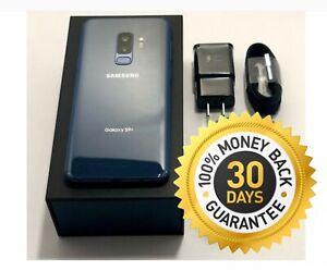SAMSUNG GALAXY S9+ PLUS SM-G965U BLUE 64GB VERIZON UNLOCKED AT&T TMOBILE METRO