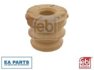 Rubber Buffer, suspension for AUDI SEAT SKODA FEBI BILSTEIN 23590