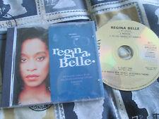 Regina Belle Passion Sampler Columbia XPCD254 Promo UK 5 track CD Sampler