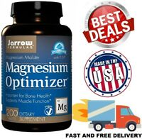 MAGNESIUM MALATE POTASSIUM VITAMIN B6 Support Bone Muscle Health 200 Tablets NEW