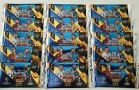 15 x Sealed Packs 2019 2020 Match Attax 101 UEFA Champions Soccer Trading Cards