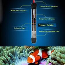 Automatic Adjustable Temperature Aquarium Submersible Tank Water Heater 220V