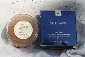 ESTEE LAUDER Nutritious Vita-Mineral Loose Powder Makeup SPF15 15g Intensity 6.0