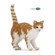 Red Cat - Papo (54031): vinyl miniature toy animal figure