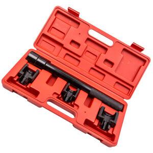 Auto Dual Socket Inner Tie Rod Removal Installation Adaptors Mechanics Tool Kit