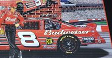 Dale Earnhardt JR poster lithograph Sam Bass poster 2003 MNT Tradin Paint