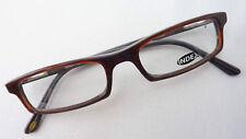 Rechteckige Brillenfassungen aus Plastik