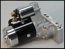 SBC BBC CHEVY HIGH TORQUE MINI STARTER 3HP BLACK JM-7001-BK