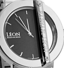 Raphael Leon Signature Series 2 Mens Designer Diamond Watch.  (FREE SHIPPING)