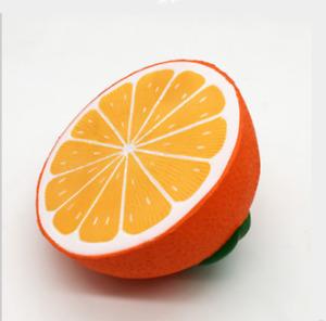 Jumbo Super Giant Soft Squishy Watermelon Orange Strawberry comfortable fruits