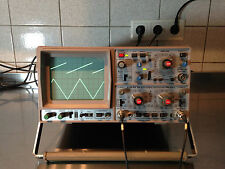 Hameg HM204-2 Oszilloskop 20 MHz 2 Kanäle inkl. neuem Tastkopf 6 Monate Garantie