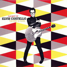 The Best of Elvis Costello: The First 10 Years by Elvis Costello (CD, May-2007, Hip-O)