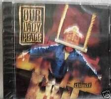 OUR LADY PEACE - clumsy - CD NUOVO SIGILLAT