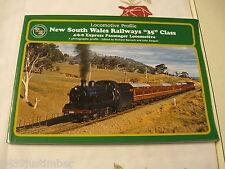 "New South Wales Railways Locomotive Profile ""35"" Class 4-6-0 Express Passenger"