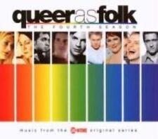Queer as Folk Fourth Season US IMPORT Original Soundtrack Audio CD