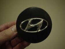 Hyundai Santa Fe OEM Wheel Center Cap Black Finish 52960-26400