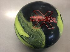 900 Global Chemical X  Bowling Ball  16lb  1st quality BRAND NEW IN BOX!!