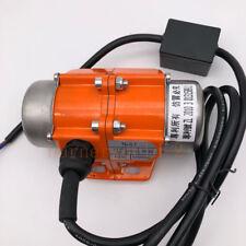 AC Vibration Motor 30-100W Vibrating Asynchronous Vibrator 110V 3600RPM Feeding