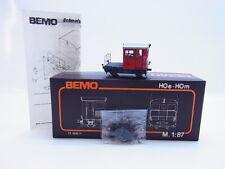 LOT 60132 Bemo 56-67 Traktor Tm 2/2 der RhB Schmalspur H0m 12mm in OVP