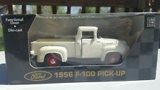 1956 F 100 Ford Pick up Die Cast