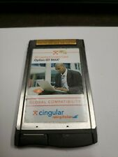 New listing Cingular 3G Laptop Connect Card, Mod. Gt Max World, Qualcomm 3G Cdma, Parts Only
