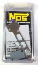 Nos 15640 Nitrous Microswitch w/ bracket - Wide Open Throttle Switch