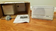 New listing Bose 151 Se Outdoor Environmental Speaker - White,5 summers 5 winters,new in box