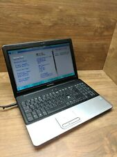 HP Compaq Presario CQ60 Black Laptop Used