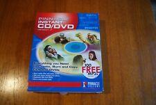 PC CD-Rom Pinnacle Instant CD/DVD Version 7
