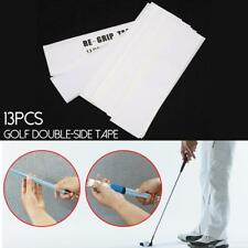 13Pcs Double Sided Club Tape Strips Strong Adhesiveness For Golf Grip Set 22*5cm