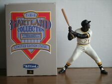 New Listing1992 Roberto Clemente Missouri Hartland Statue w/Original Box Hof Pirates!