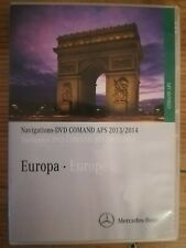 ORIGINAL MERCEDES-BENZ Navigation DVD COMAND APS Europa 2014  E CLS SLK  NTG1