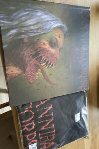 Cannibal Corpse - Violence Unimagined Deluxe Edition Vinyl CD Artbook Sold out