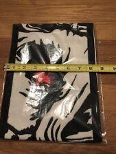 Iron Maiden Eddie Book Of Souls Towel Scarf Tour Rare Sealed Mint