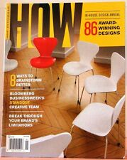 HOW Magazine IN-HOUSE Design Annual 86 Award Winning Designs
