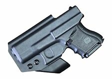 Frontline Holsters: Glock 26/27/33 KYDEX IWB HOLSTER, APPENDIX CARRY