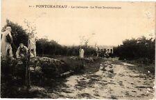CPA  Pontchateau - Le Calvaire- La Voie Douloureuse  (242820)