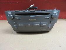 LEXUS is250 is350 06 07 08 RADIO AUDIO AM FM CD FACTORY UNIT OEM # 8612053320