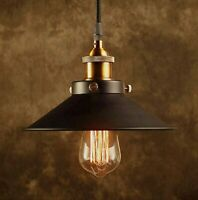 Retro Ceiling Pendant Industrial Light Shade Vintage Ceiling Lamp Loft 6504/220B